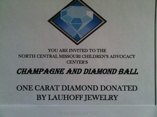 Champagne & Diamond Ball